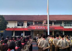 Forum Komunikasi Saka Bhayangkara Tingkat Kwarcab Bogor