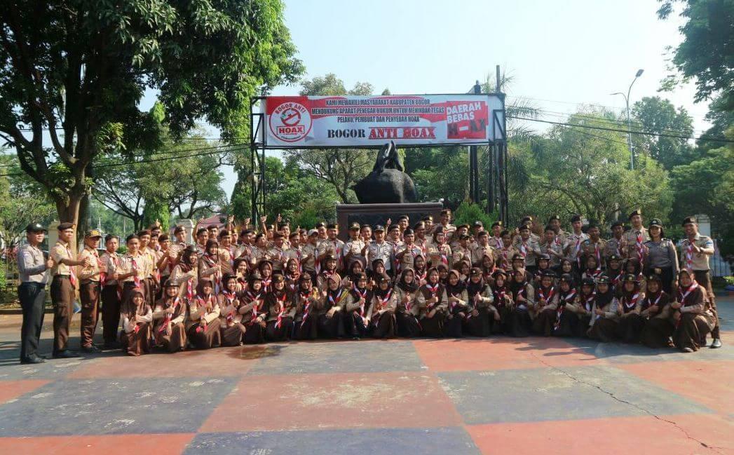 Forum Saka Bhayangkara Tingkat Kwarcab Bogor